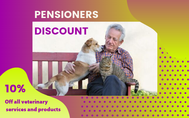 Pensioner Discount